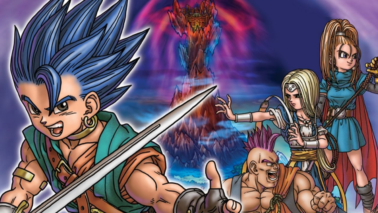 Esplora due mondi paralleli in Dragon Quest 6 Realms of Revelation per iOS e Android