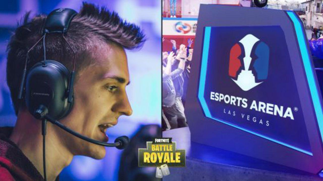 Esports Arena annuncia un torneo di Fortnite da $50,000 con la partecipazione di Ninja