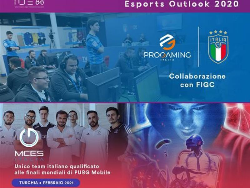 eSports Outlook 2020: a year of eSports in Italy