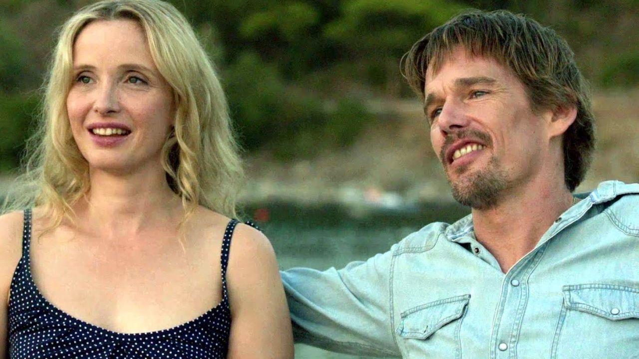 Ethan Hawke e Julie Delpy su Vimeo: ecco Before The End, quarto film della love story