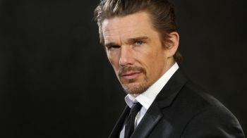 Ethan Hawke protagonista del thriller 24 Hours To Live