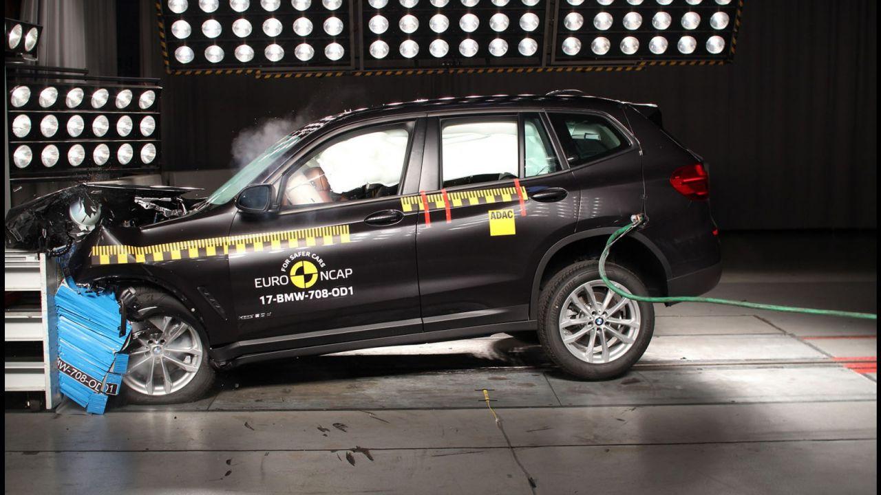 Euro NCAP ha testato i sistemi di assistenza alla guida di 10 vetture, i risultati