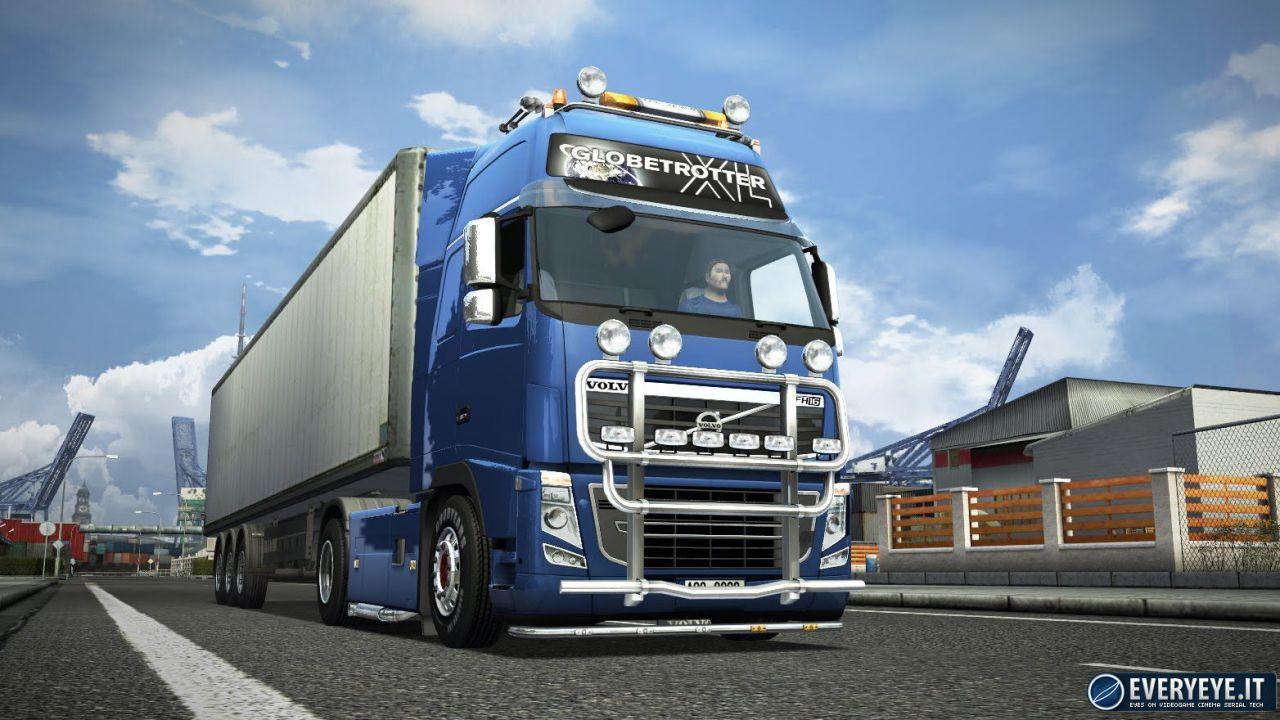 Euro Truck Simulator 2: aggiunto il supporto Beta ad Oculus Rift