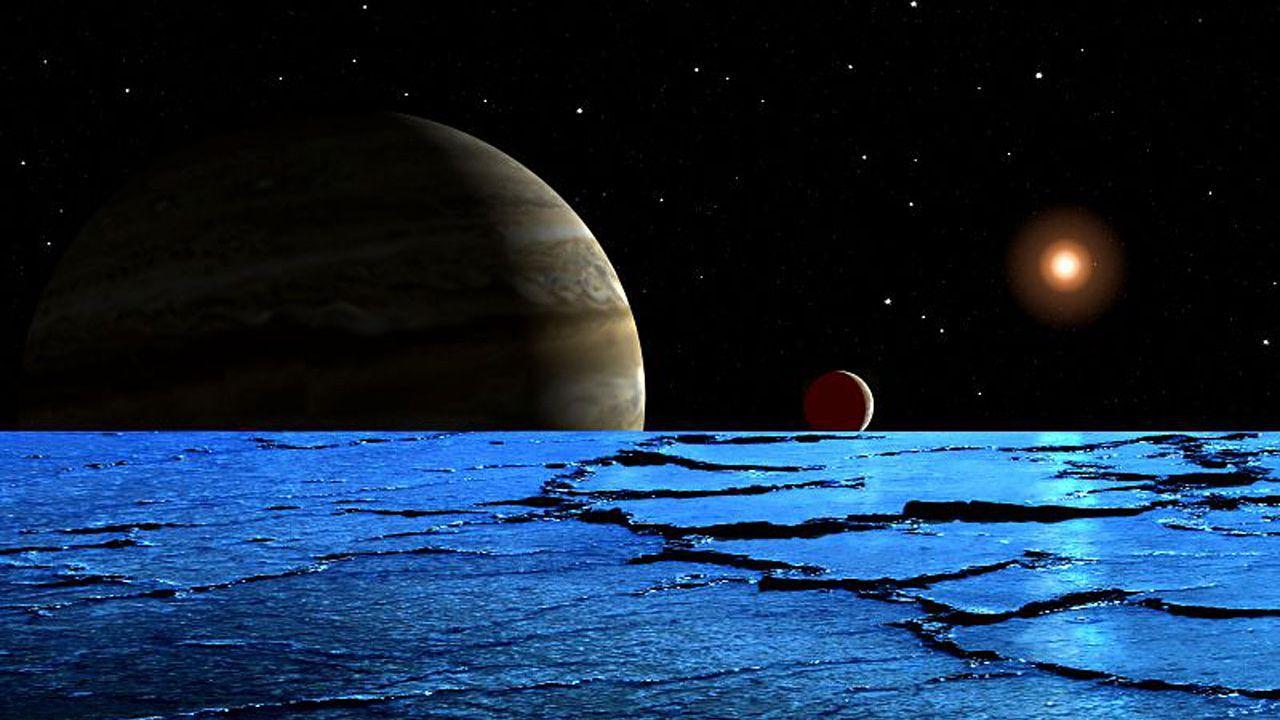 Europa, la luna di Giove, è il miglior luogo per cercare la vita nel Sistema Solare