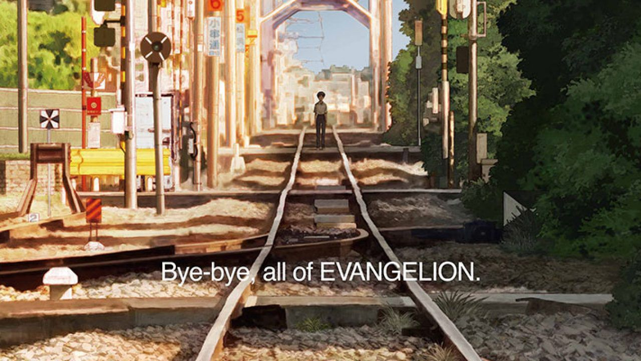 Evangelion 3.0 + 1.0 sfida Demon Slayer: Infinity Train: sarà il film più visto di sempre?