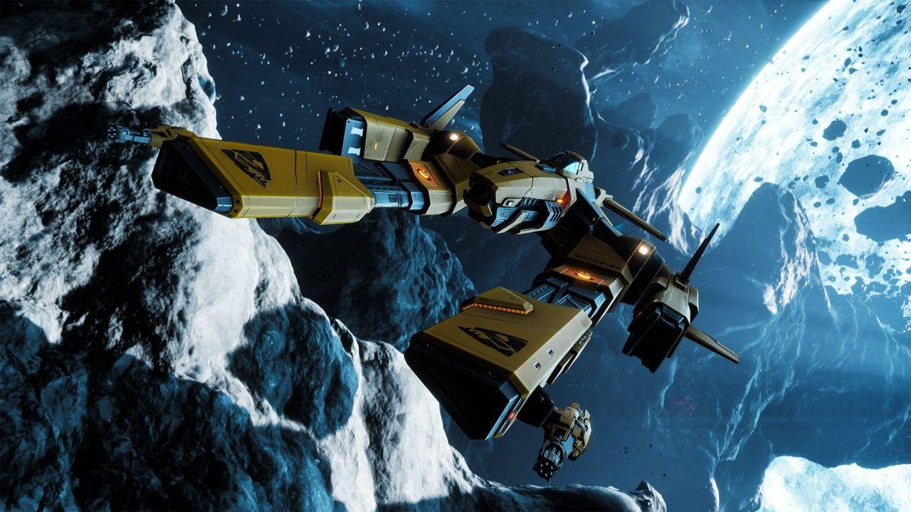 Everspace 2: slitta l'Early Access per la concorrenza di Cyberpunk 2077 e Outriders