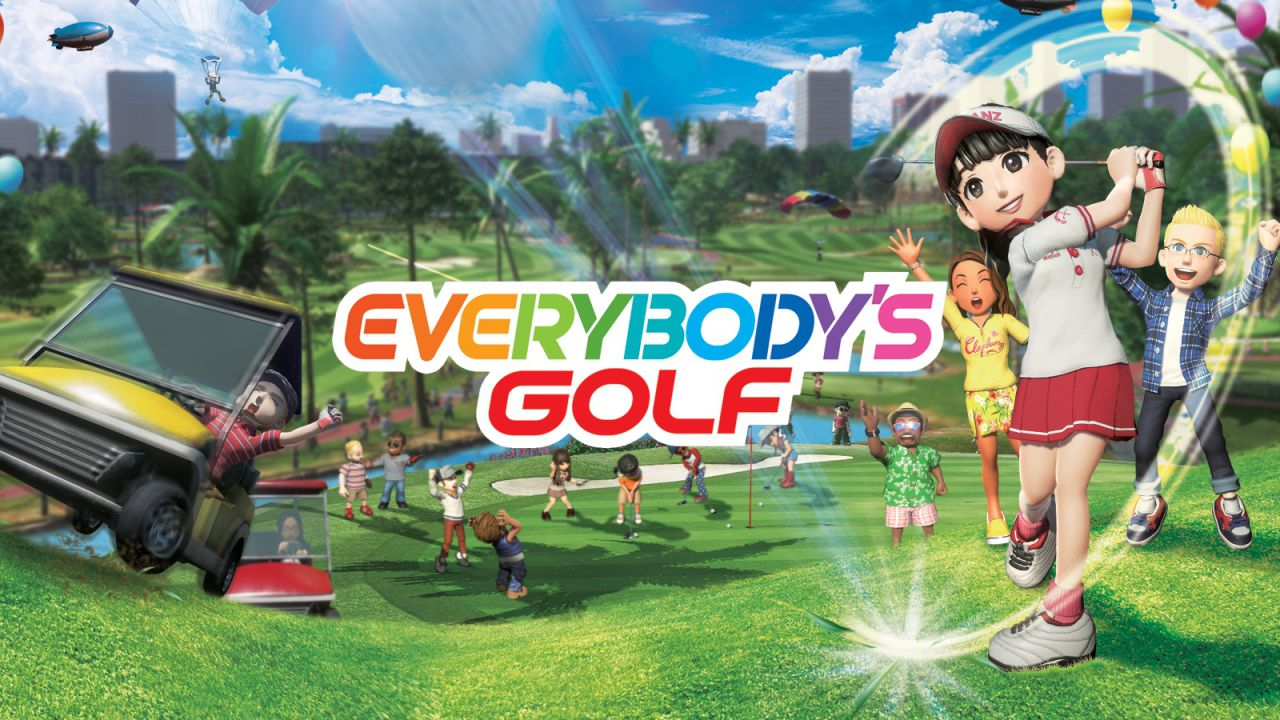 Everybody's Golf è il gioco più venduto della settimana in Giappone