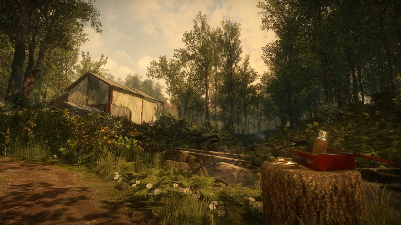 Everybody's Gone to the Rapture è in fase alpha
