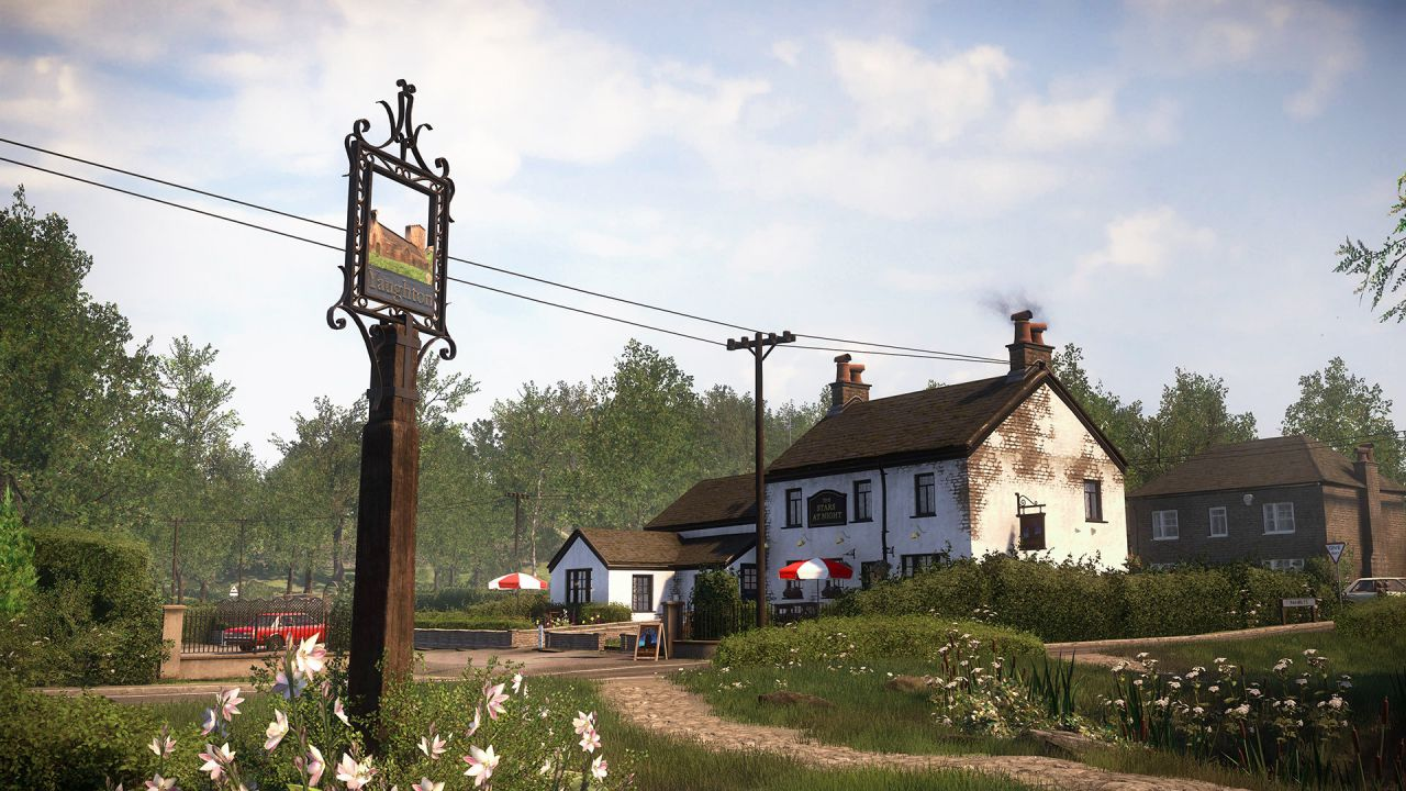 Everybody's Gone to the Rapture pesa meno di 6 GB