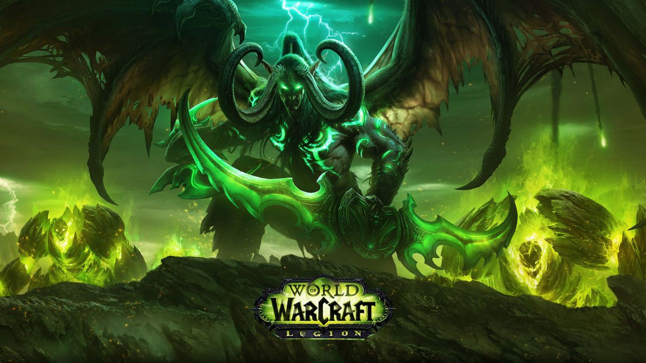 EveryEye Live: World of Warcraft Legion in diretta su Twitch dalle 17:30