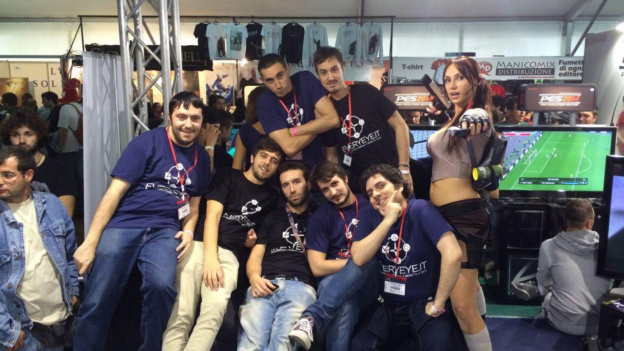 Everyeye a Lucca Comics & Games 2013: dove trovarci