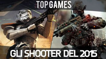 Everyeye Top Games: da Halo 5 a Black Ops 3, alla scoperta dei principali sparatutto del 2015