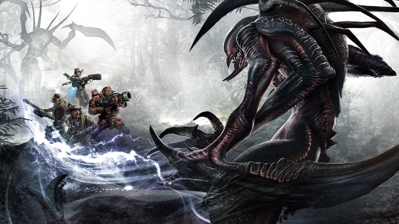 Evolve: dettagli sulla day one patch da 3 GB
