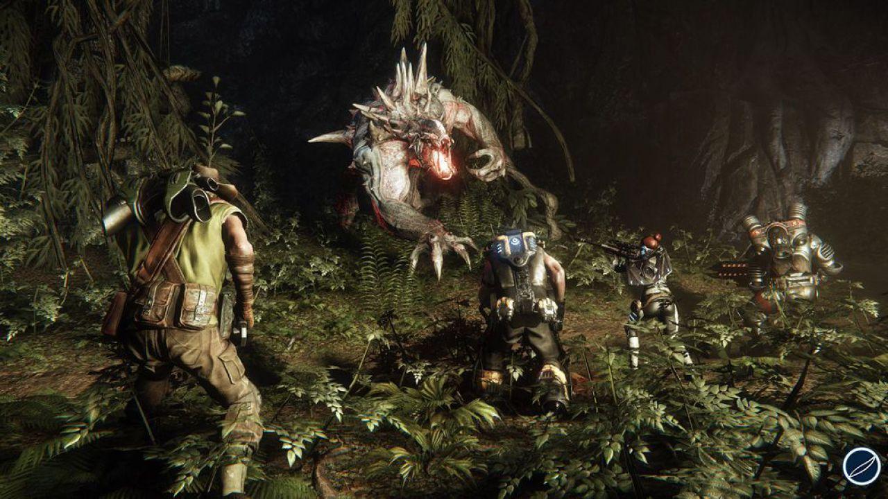 Evolve: disponibile il preorder su Xbox One