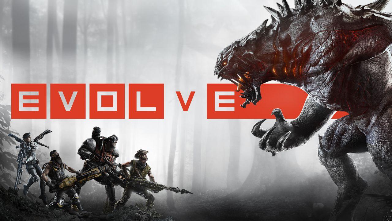 Evolve diventa free-to-play su PC