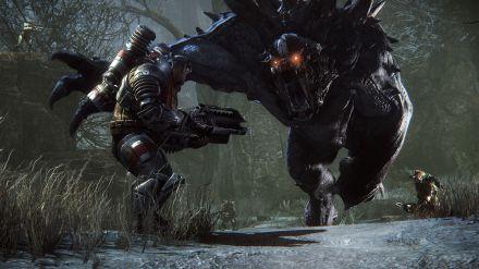 Evolve è tra le offerte del fine settimana di Steam