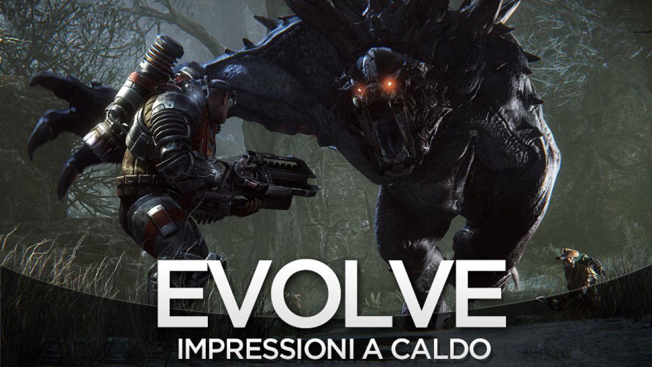 Evolve: la fase beta partirà a gennaio