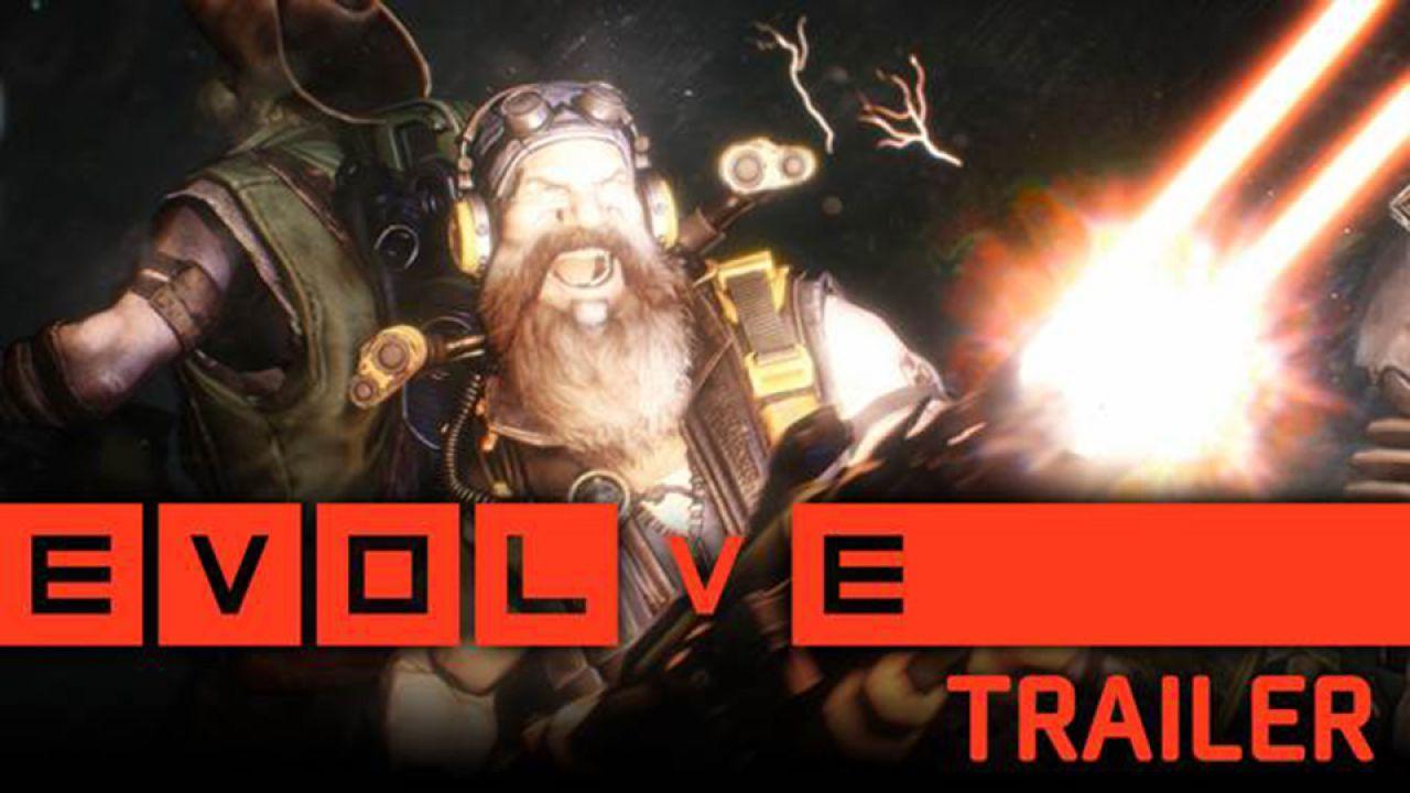 Evolve: la modalità Extraction si mostra in video