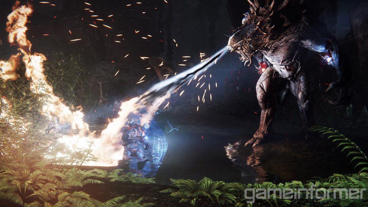 Evolve: Più di un'ora di gameplay in video