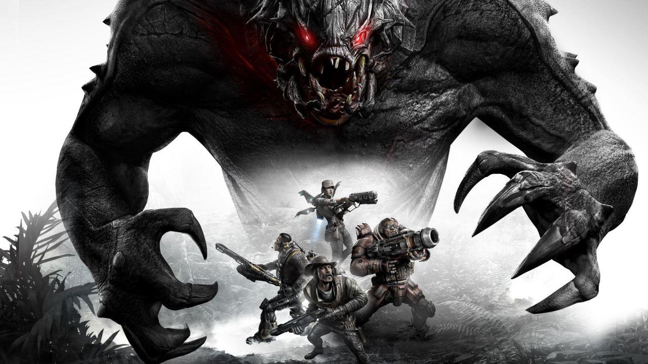 Evolve Stage 2 disponibile su PC
