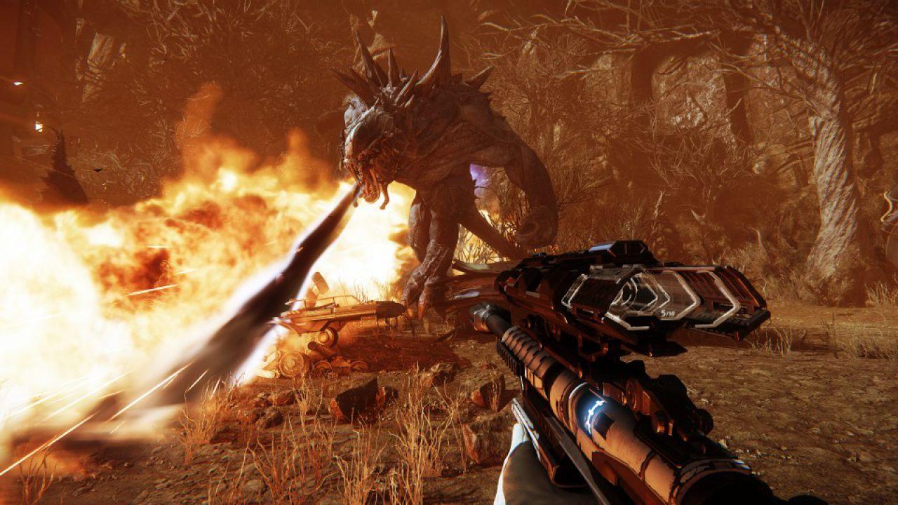 Evolve: tre video gameplay mostrano le modalità Hunt, Rescue e Nest