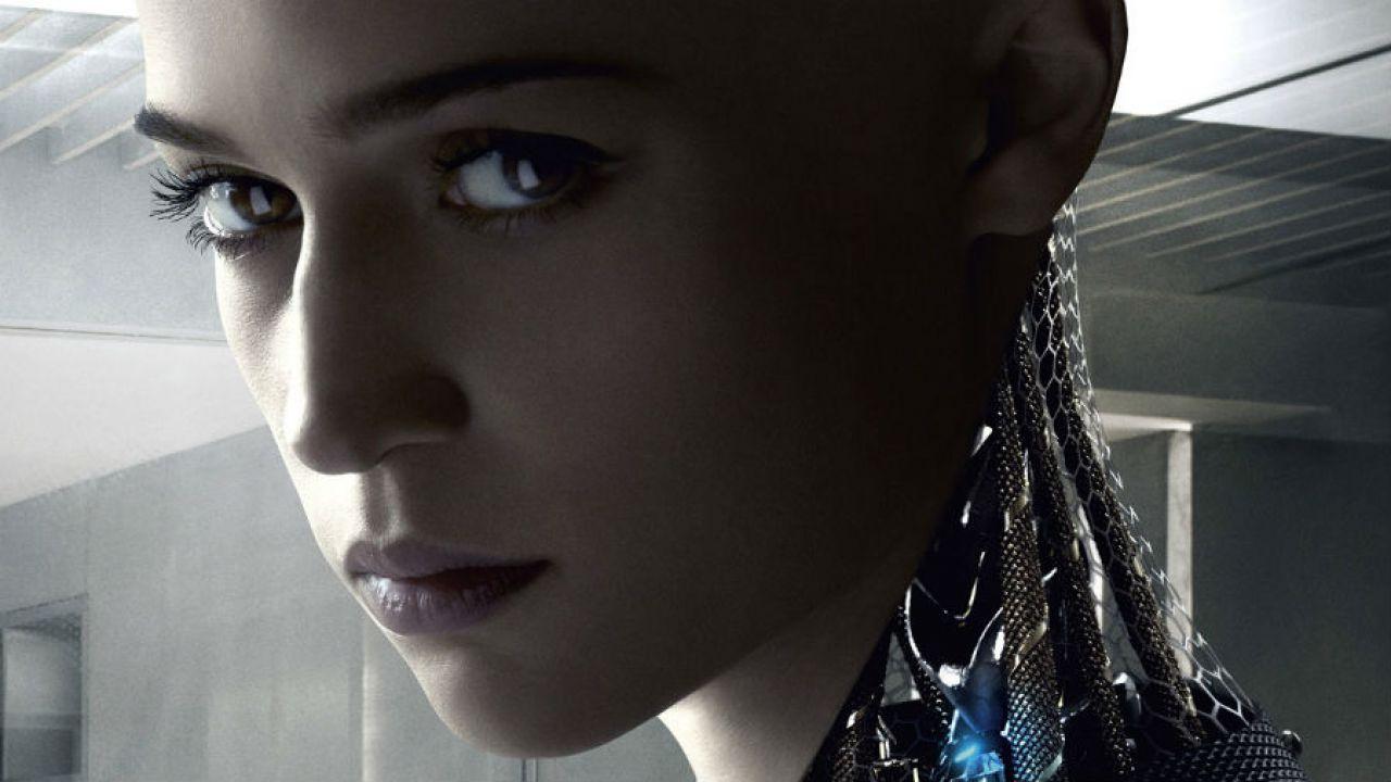 Ex Machina: nuovi concept art di Alicia Vikander nella pellicola di Alex Garland