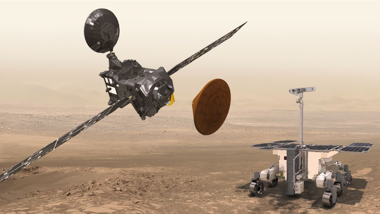 Spazio: Battiston, missione su Marte un successo anche se per ora parziale