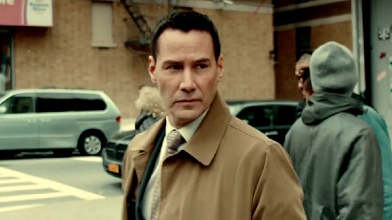 Exposed: nuovo poster per il film con Keanu Reeves