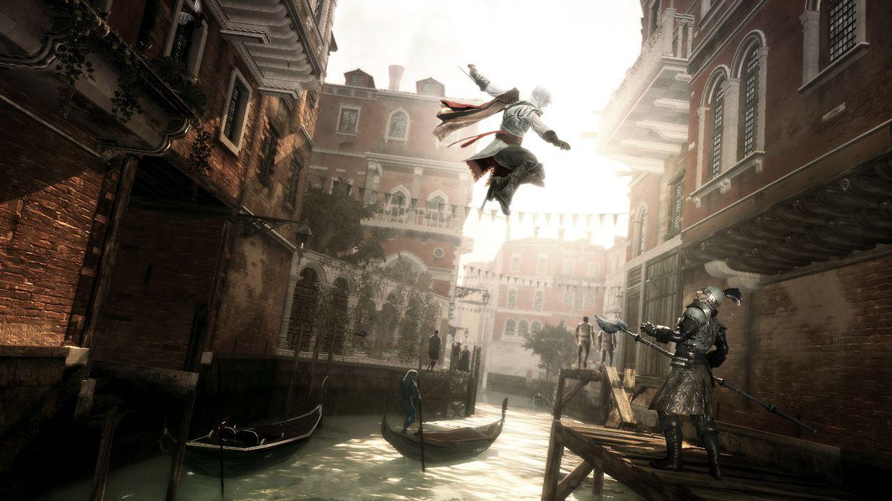 Ezio Auditore sarà utilizzabile in Toy Soldier: War Chest