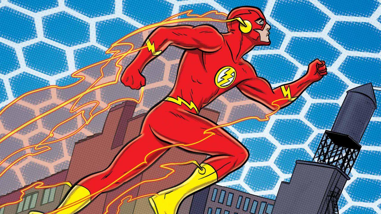 Ezra Miller parla di Flash e della Forza della Velocità