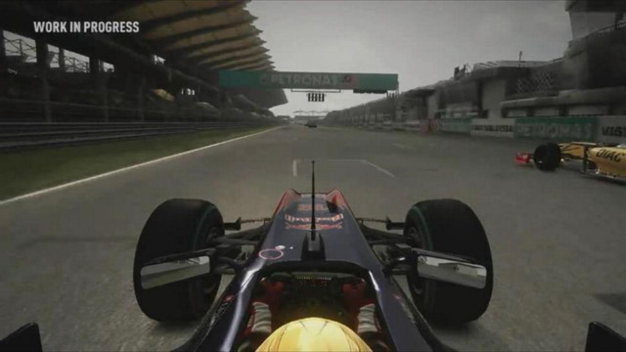 F1 2010, Codemasters pubblica il trailer di lancio