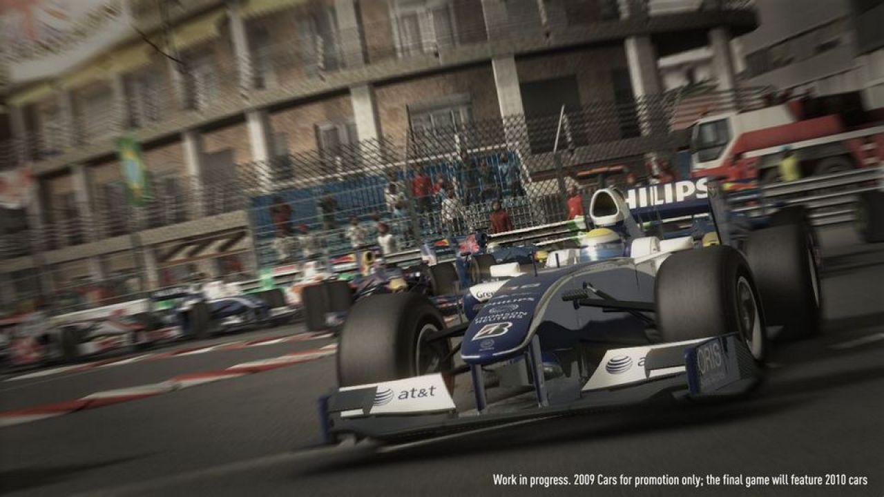 F1 2010, Codemasters risponde alle critiche sulla Intelligenza Artificiale