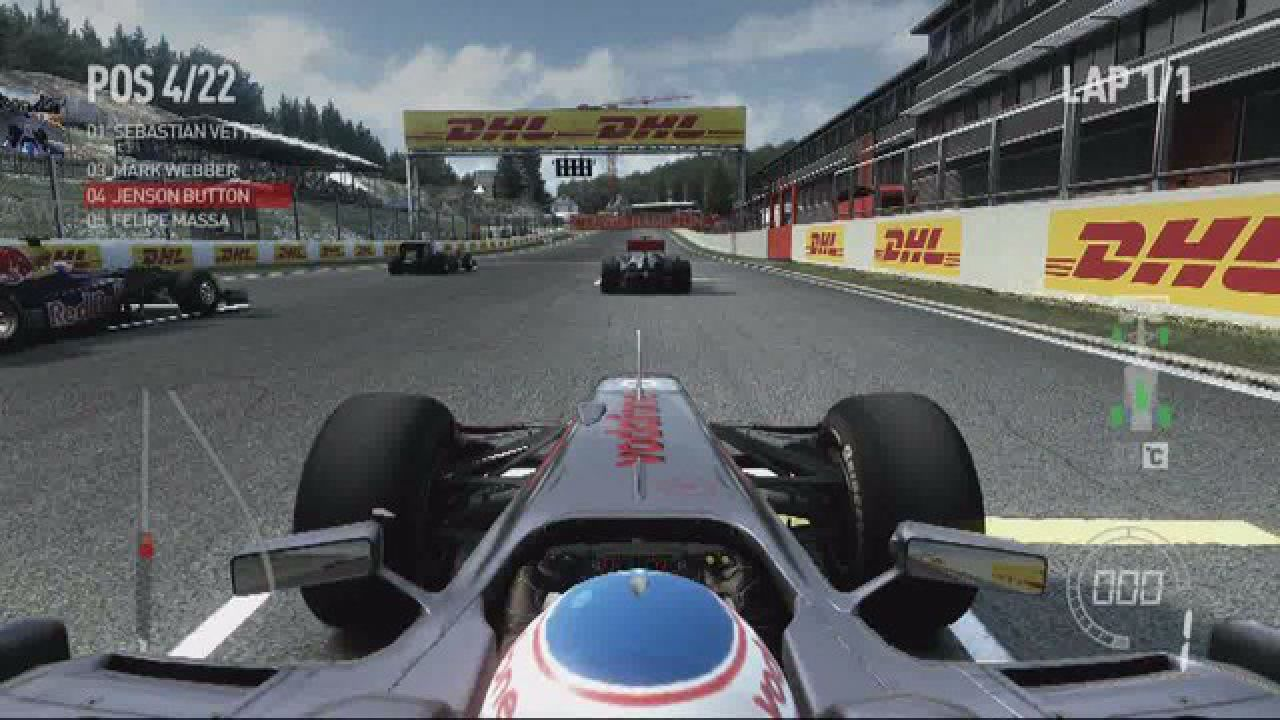 F1 2010, nuove immagini per accompagnare l'uscita del gioco