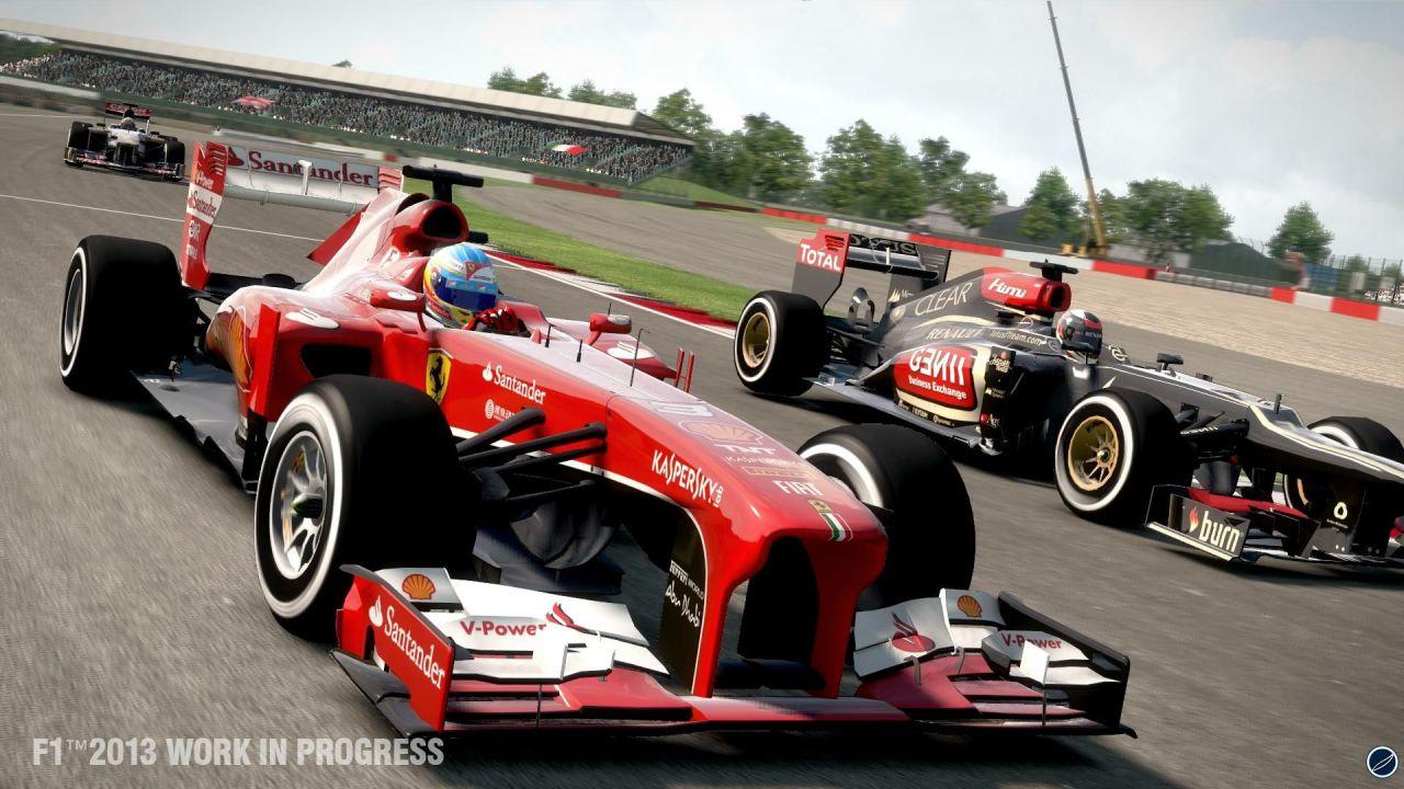 F1 2013: disponibile il Classic Edition DLC