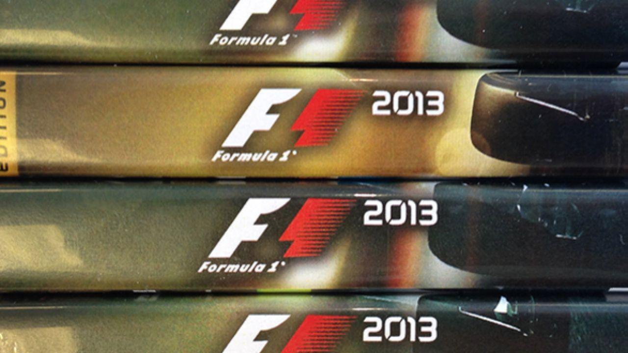 F1 2013: volanti supportati su PC, Xbox 360 e PS3
