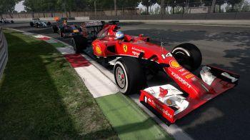 F1 2014: replica live