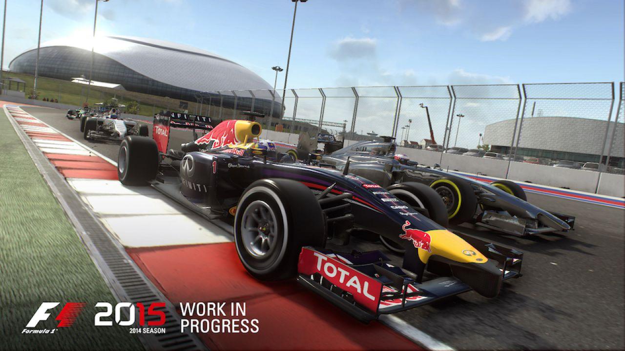 F1 2015 annunciato per PlayStation 4, Xbox One e PC