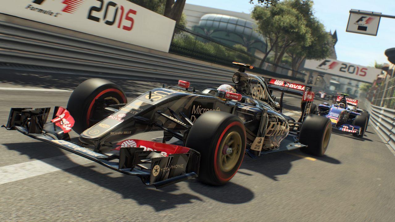 F1 2015 corre sul circuito canadese