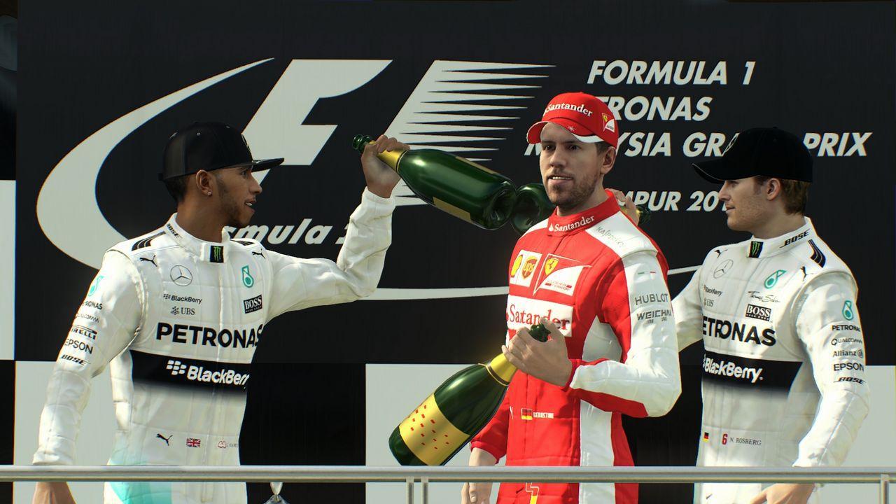 F1 2015 disponibile per il preload da Xbox Store