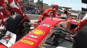 F1 2015: nuova patch per la versione PlayStation 4