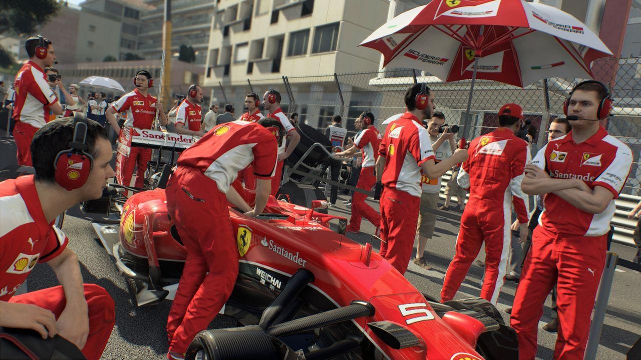 F1 2015 sfreccia in questi scatti