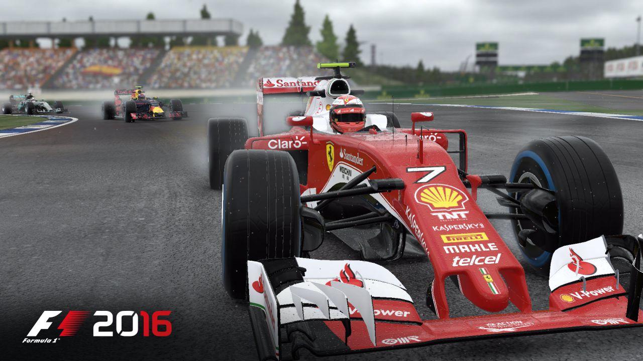 F1 2016 accolto positivamente dalla stampa internazionale
