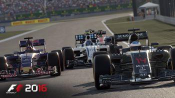F1 2016 a confronto su PlayStation 4, Xbox One e PC