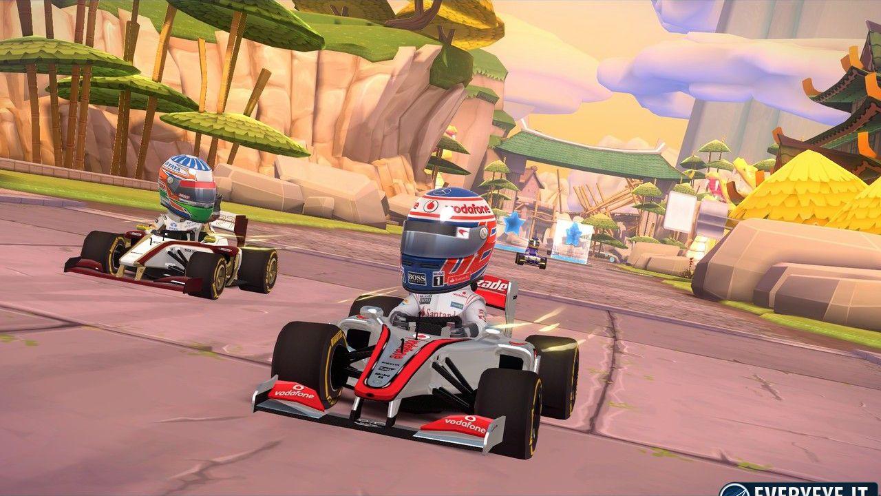 F1 Race Stars disponibile a prezzo ridotto su Steam