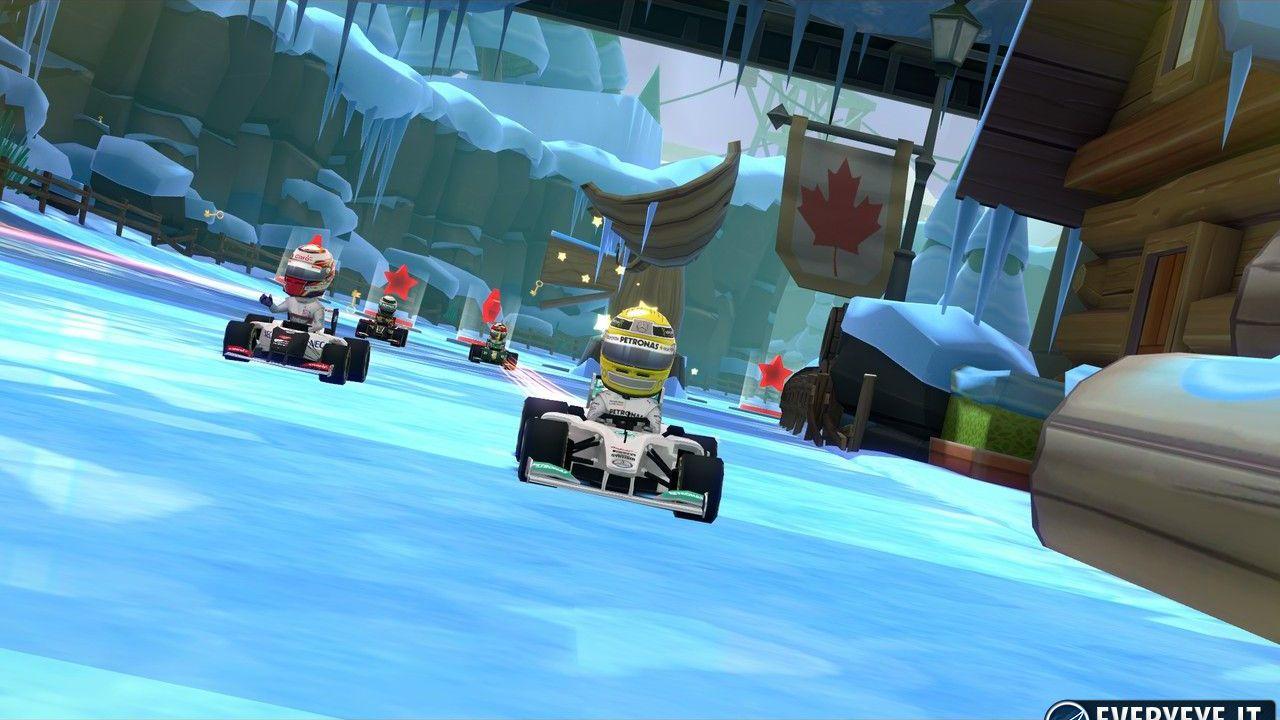 F1 Race Stars, ecco il trailer di lancio