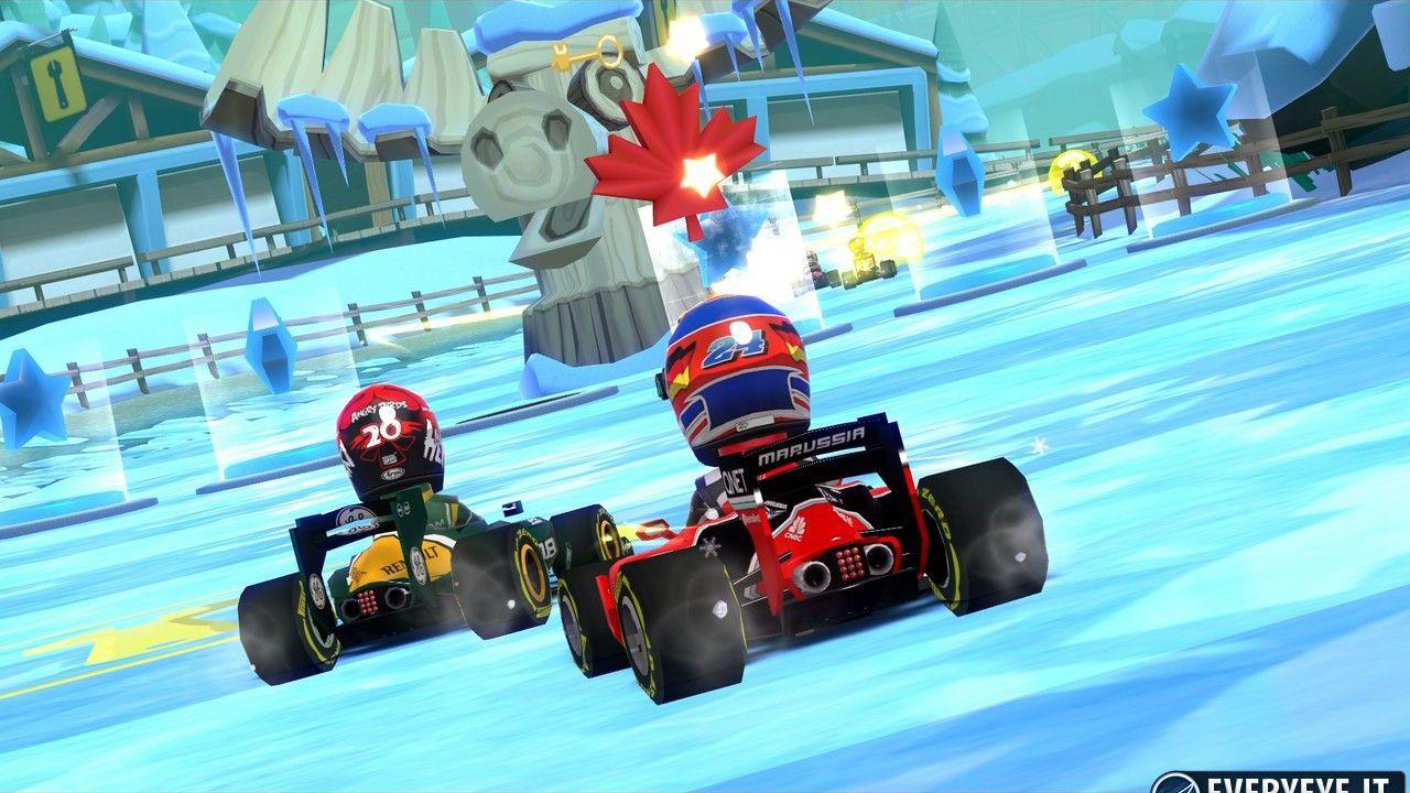 F1 Race Stars: quattro nuovi tracciati disponibili tramite DLC