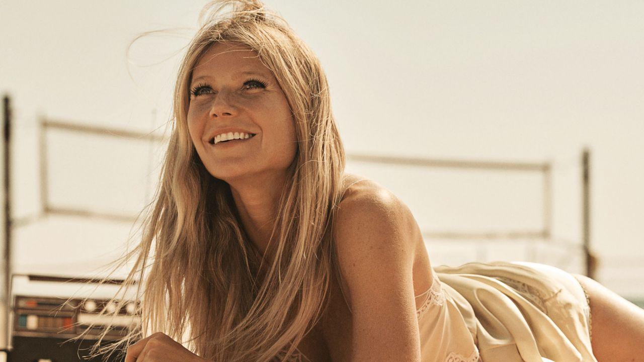Fa discutere il 'nude look' di Gwyneth Paltrow ai Golden Globe