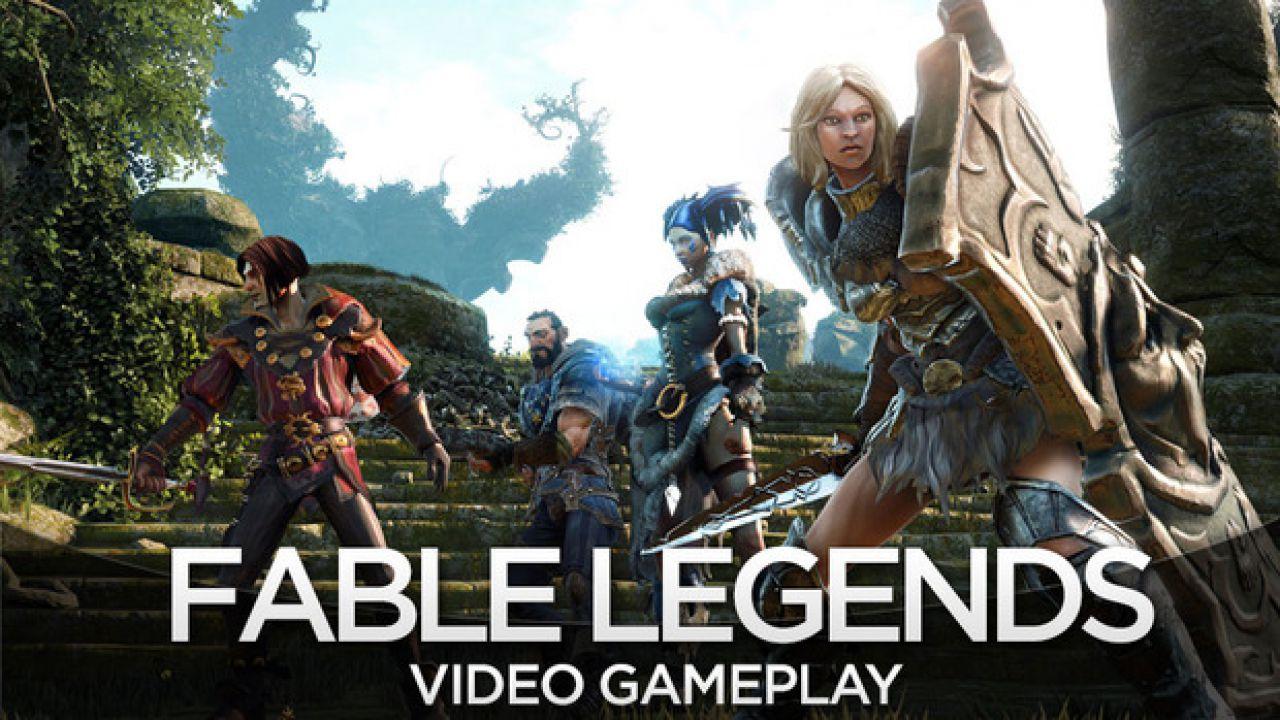 Fable Legends: rilasciato uno screenshot inedito