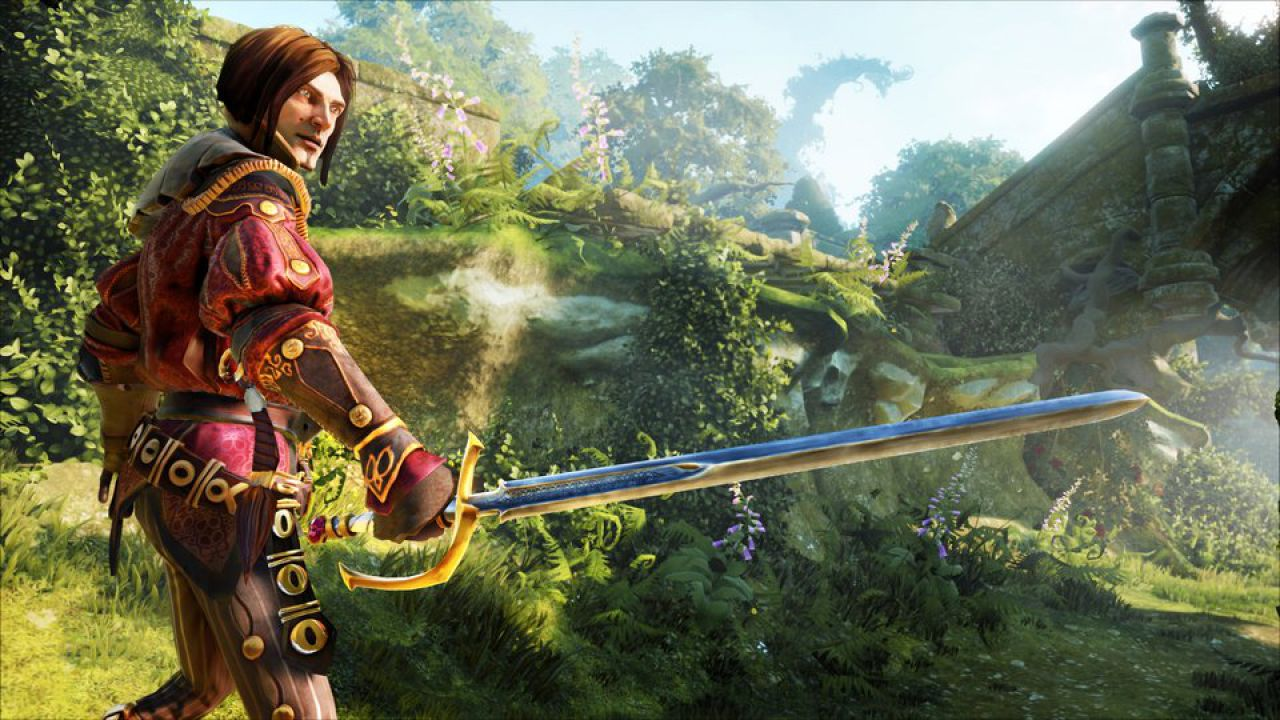 Fable Legends: video gameplay