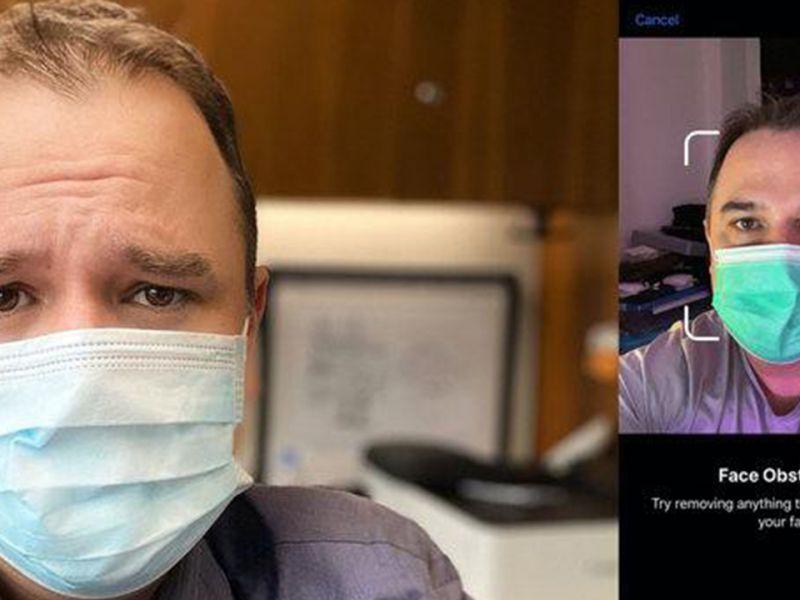 Face ID e mascherine, Apple corre ai ripari: iOS 13.5 velocizza lo sblocco
